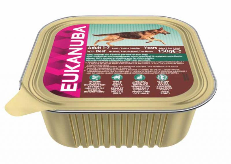 Eukanuba Rind in Sauce