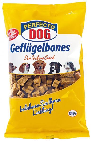 Perfecto Dog Geflügelbones