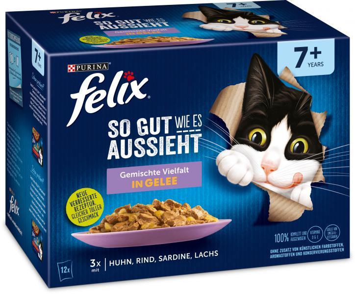 Felix So gut wie es aussieht Senior Gemischte Vielfalt