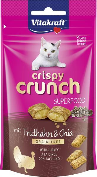 Vitakraft Crispy Crunch mit Truthahn & Chia