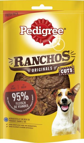 Pedigree Ranchos Originals Cuts mit Rind