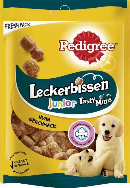Pedigree Leckerbissen Junior mit Huhn