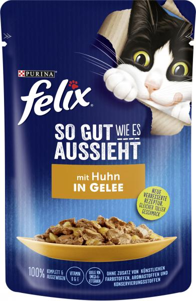 Felix So gut wie es sussieht mit Huhn in Gelee