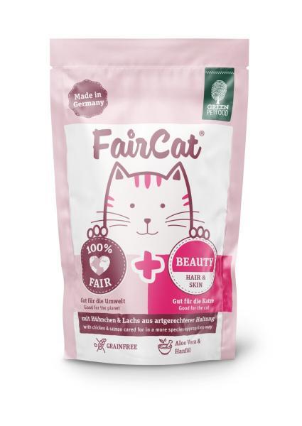 Green Petfood FairCat Beauty Hair & Skin
