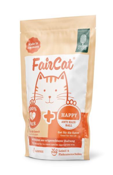 Green Petfood FairCat Happy Anti Hairball