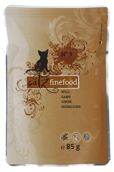 Catz finefood No. 9 Wild