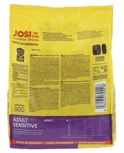 JosiDog Adult Sensitive (25|13)