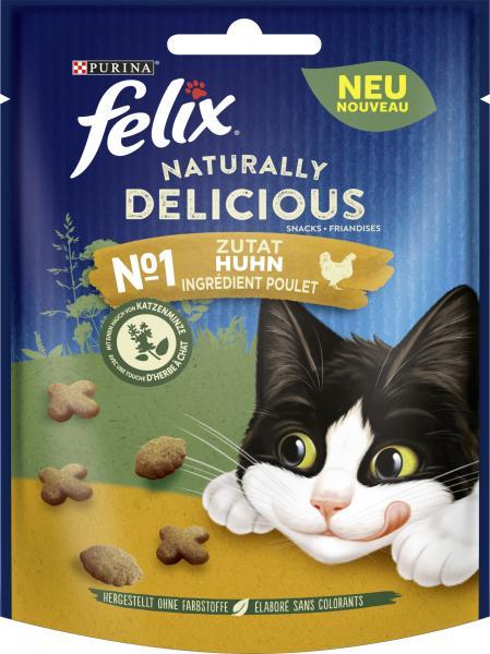 Felix Naturally Delicious Huhn