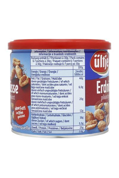 Ültje Erdnüsse pikant gewürzt