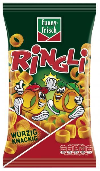 Funny-frisch Ringli Paprika