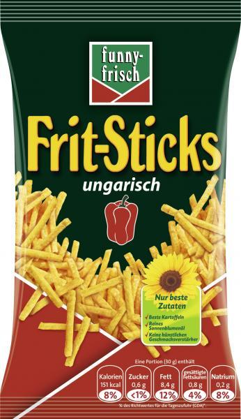 Funny-frisch Frit Sticks ungarisch