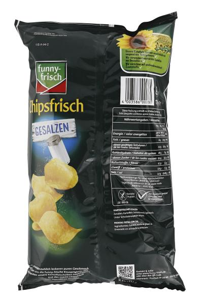Funny-frisch Chipsfrisch gesalzen