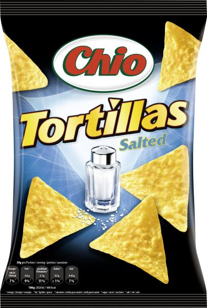 Chio Tortillas salted