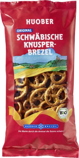 Huober Original Schwäbische Knusperbrezel Bio