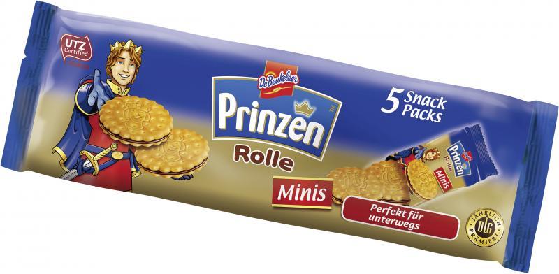 DeBeukelaer Prinzen Rolle Minis