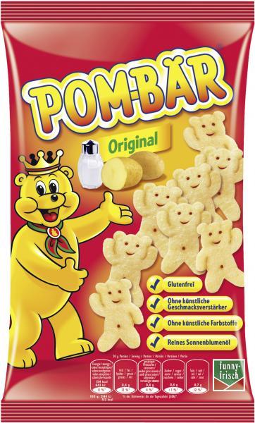 Funny-frisch Pom-Bär Original