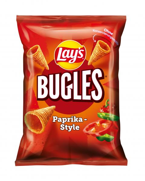 Lay's Bugles Paprika-Style