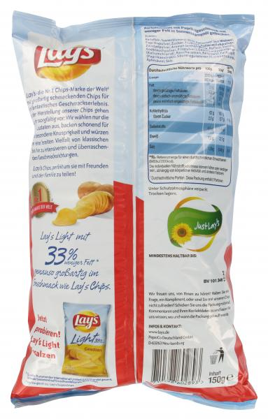 Lay's Light Paprika Chips
