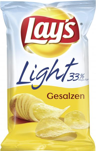 Lay's Light Chips gesalzen