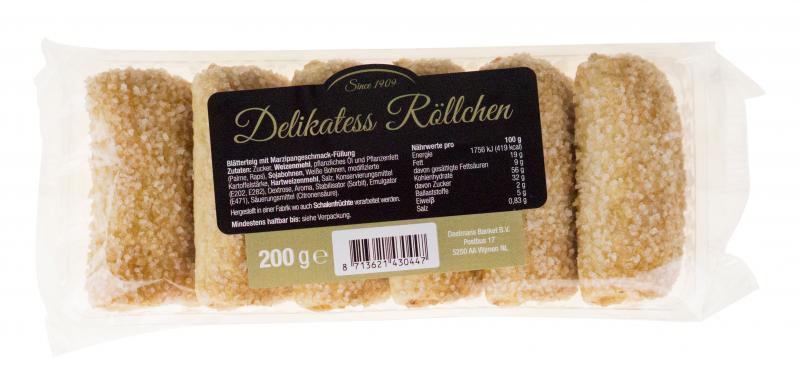 Daelmans Delikatess Röllchen