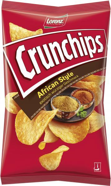 Lorenz Crunchips African Style