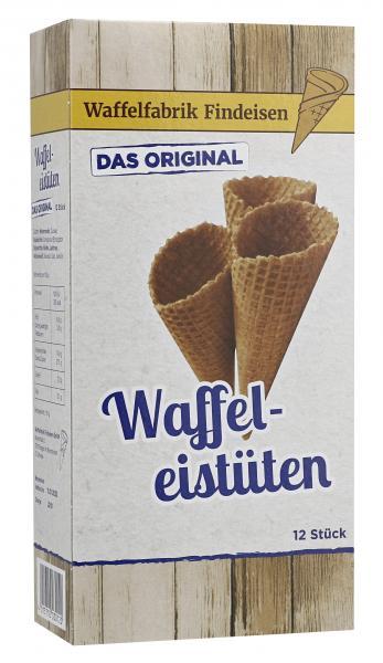 Findeisen Original Waffel-Eistüten