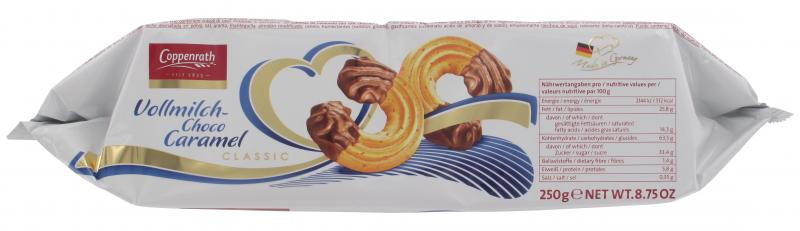 Coppenrath Vollmilch-Choco Caramel classic