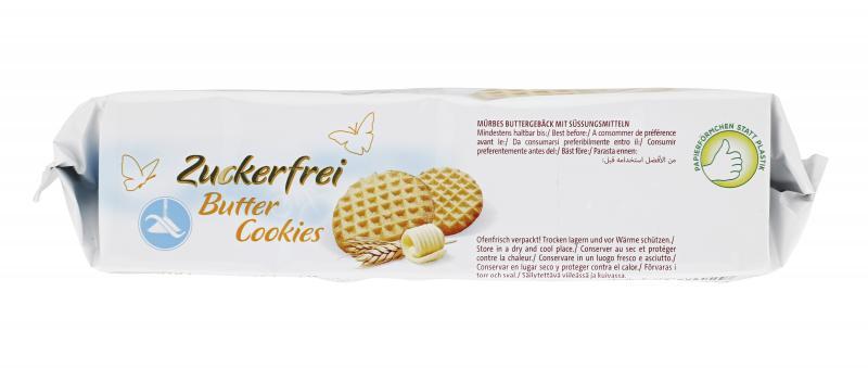 Coppenrath Butter Cookies zuckerfrei