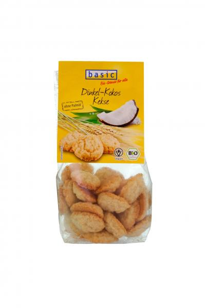 Basic Dinkel-Kokos Kekse