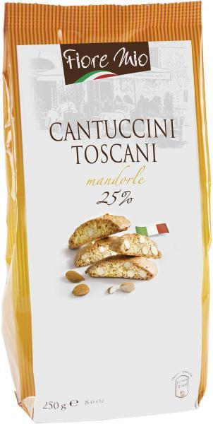 Fiore Mio Cantuccini Toscani mandorle