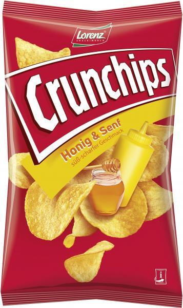 Lorenz Crunchips Honig & Senf
