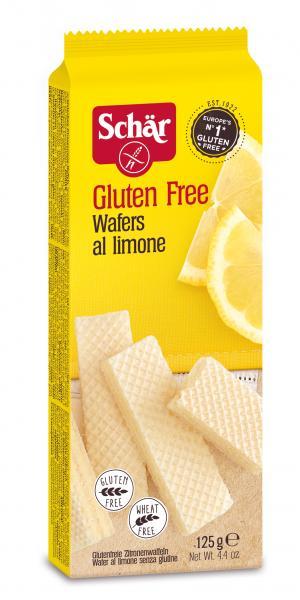 Schär Wafers al Limone