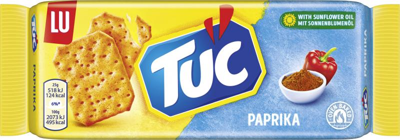 Tuc Cracker Paprika