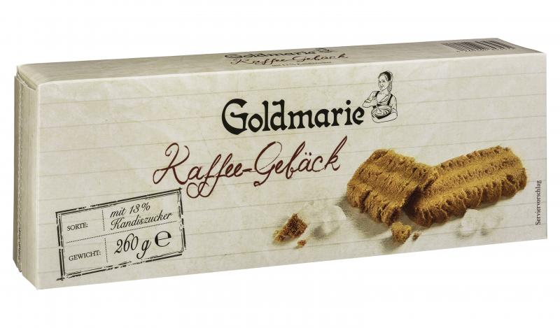Goldmarie Kaffeegebäck