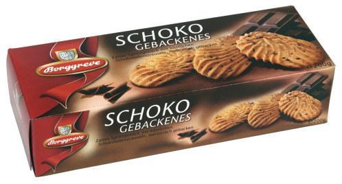 Borggreve Schoko-Gebackenes