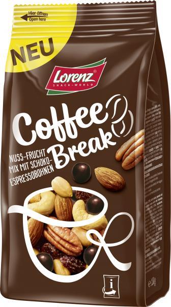 Lorenz Coffee Break Nuss-Frucht-Mix