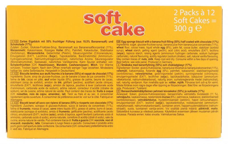Griesson Soft Cake Banane