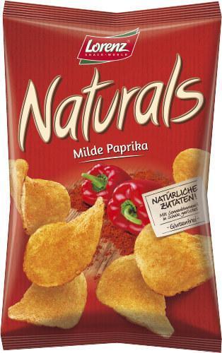 Lorenz Naturals Milde Paprika