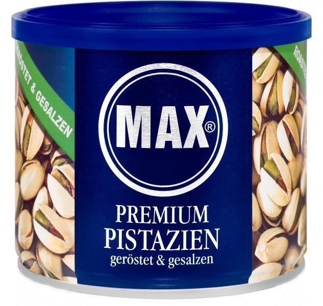 Max Premium Pistazien geröstet & gesalzen