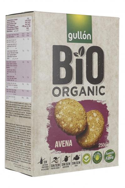 Gullón Bio Organic Avena