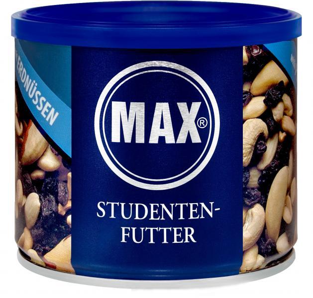 Max Studentenfutter mit Erdnüssen