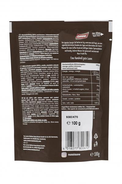 Lorenz Coffeebreak Nuss-Frucht Mix