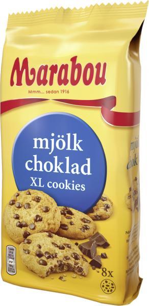 Marabou XL Cookies Vollmilchschokolade