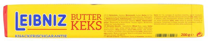 Leibniz Butterkeks