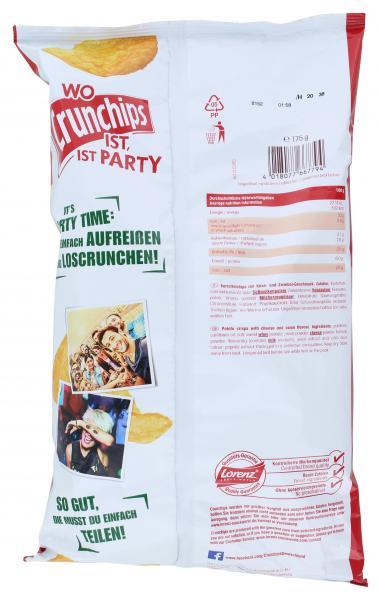 Lorenz Crunchips Cheese & Onion