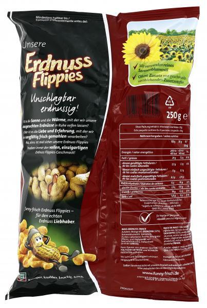 Funny-frisch Erdnuss-Flippies