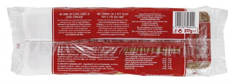 Lotus Biscoff Snack Packs 14 x 2 Stück