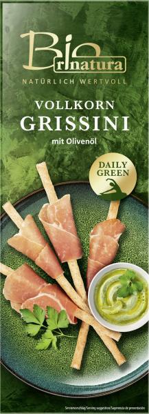 Rinatura Bio Daily Green Vollkorn Grissini