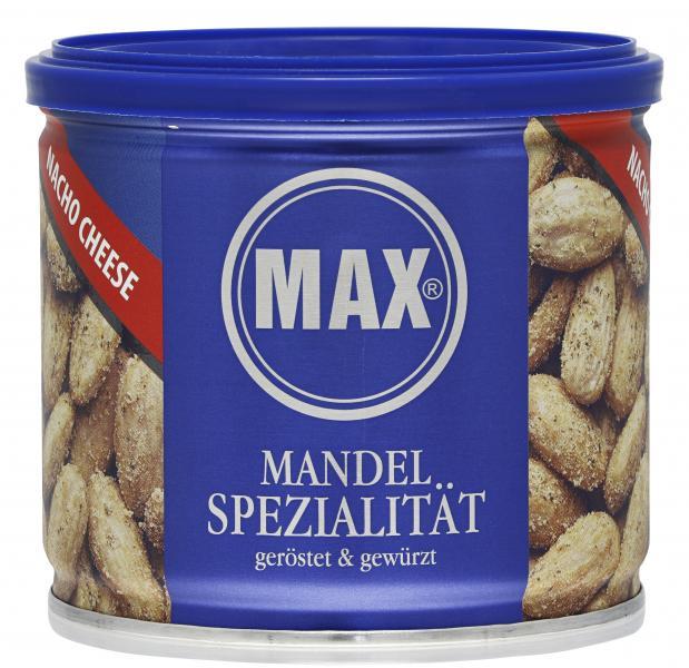 Max Mandelspezialität geröstet & gewürzt Nacho Cheese