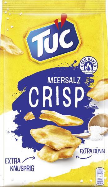 Tuc Crisp Meersalz